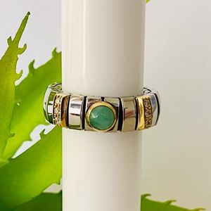 Emerald Nomination Extension Ring